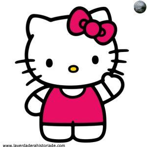 El inicio de la serie Hello Kitty