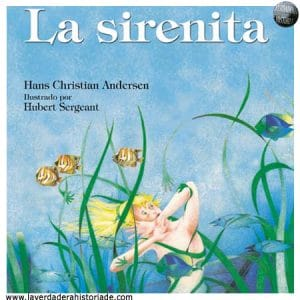 La historia de La Sirenita de Hans Christian Andersen