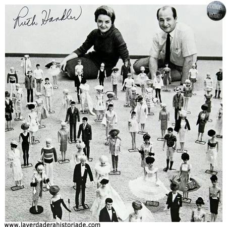 la historia de Mattel Toys