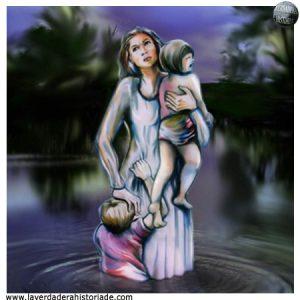 la llorona y sus hijos