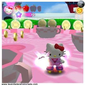 videojuego Hello kitty