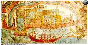 El mito de la Atlántida en Grecia