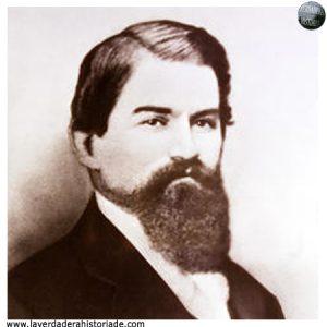 John S. Pemberton inventor de la coca-cola