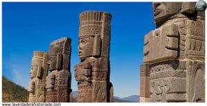 La civilización tolteca