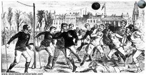 La verdadera historia del futbol