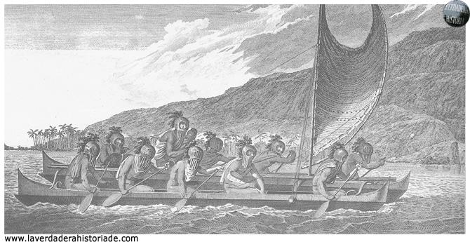 Polinesios los que llegaron primero a América