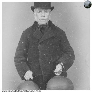 Richard Lindon inventor del balón de aire
