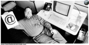 El nacimiento del correo electrónico Ray Tomlinson de BBN