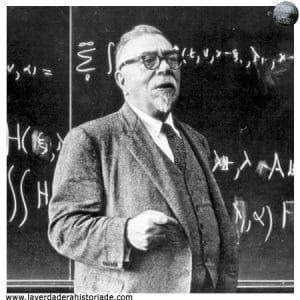 J.C.R. Licklider del MIT en agosto de 1962