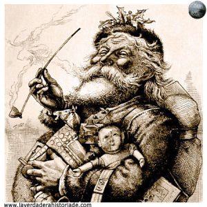 La verdadera historia del Papa Noel Santa Claus