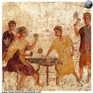 Que es la Saturnalia romana