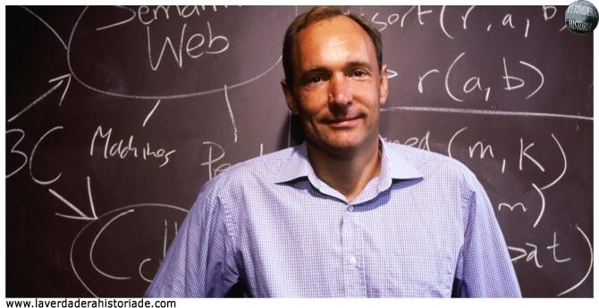 Tim Berners-Lee el inventor de la WWW