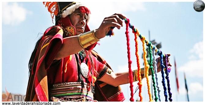 Quipus los sistemas de calculo Incas