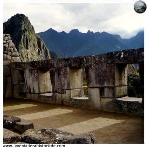 construccion Machu Picchu
