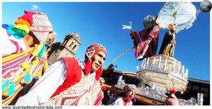 corpus christi Cusco Perú