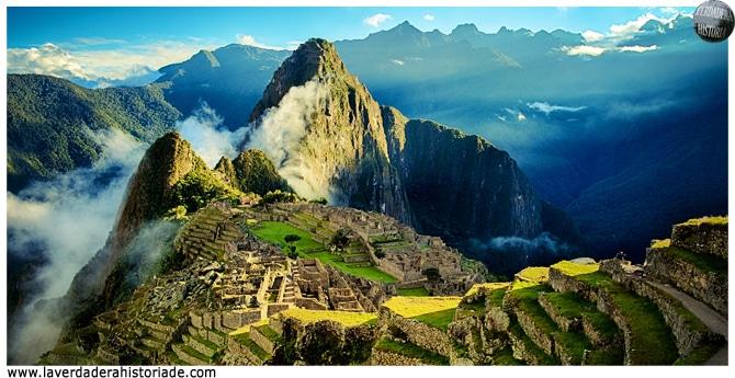 el declive del Machu Picchu