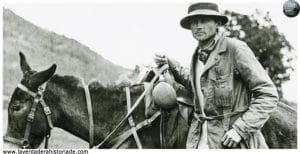 explorador estadounidense Hiram Bingham
