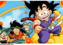 La verdadera historia de Goku y Dragon Ball