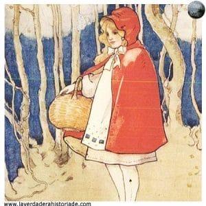 En algunas versiones de la historia no hay ninguna Caperucita Roja