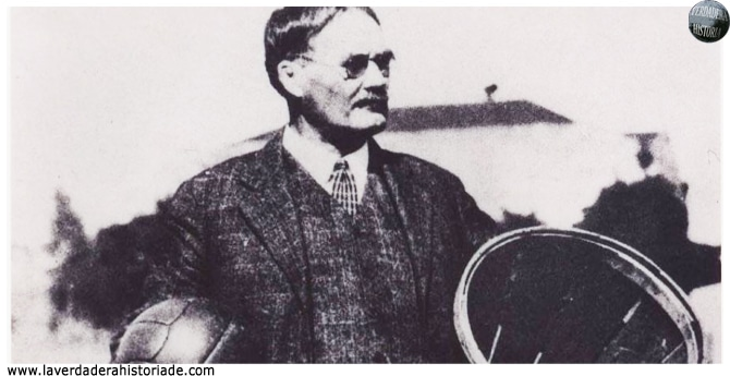 James Naismith el inventor del Basquetbol contemporáneo