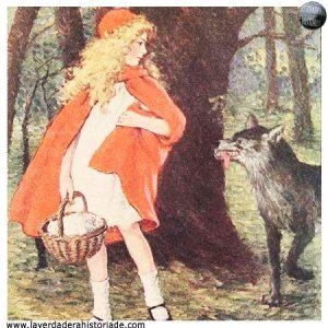 La Capucha Roja simbolizaba la mayoría de edad o el pecado