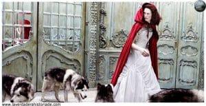 La verdadera historia de Caperucita Roja y la del Lobo Feroz