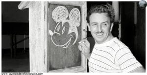La verdadera historia de Walt Disney