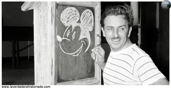 La Verdadera Historia De Walt Disney Sus Dibujos Y