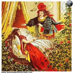 La versión del siglo XVII de la Bella Durmiente