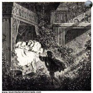 verdadera historia bella durmiente de Giambattista Basile