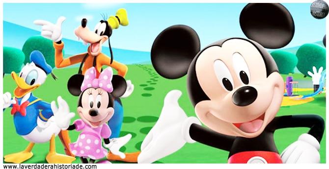 La Verdadera Historia De Walt Disney Sus Dibujos Y: ¿Conoces La Verdadera Historia De Mickey Mouse? 🐭【Fascinante】