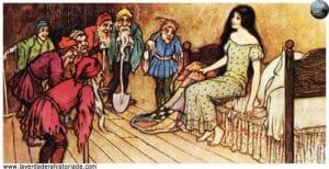 La Verdadera Historia de Blancanieves y los Siete Enanitos