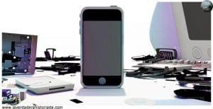 Esta es la Verdadera historia y el origen del iPhone