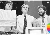 La Verdadera Historia de Apple Computer