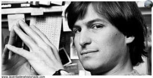 Steve Jobs cofundador presidente y director ejecutivo de Apple